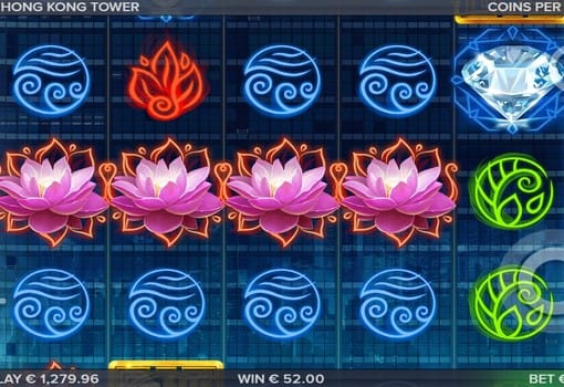 Играть в автоматы на деньги с выводом - Hong Kong Tower