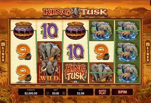 ігровий автомат kings of cash