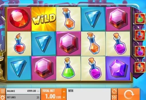 Игровые автоматы онлайн с выводом денег - Gold Lab