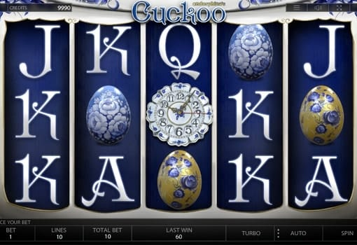 Игровые автоматы с реальным выводом денег — Cuckoo