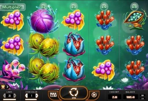 Игровые автоматы с реальным выводом денег - Fruitoids