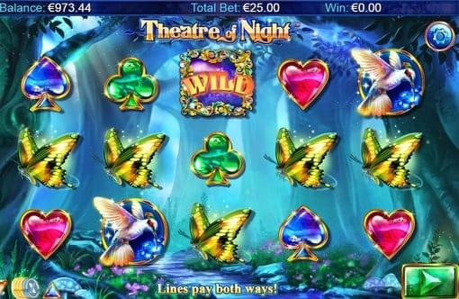 Игровые автоматы с реальным выводом денег - Theatre of Night